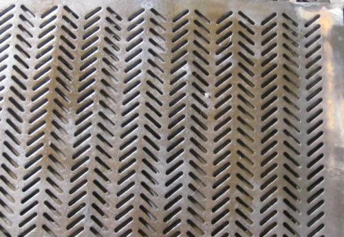 八字孔冲孔网