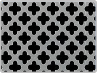 铝合金板冲孔网